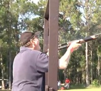 RC Controlled Skeet Shoot