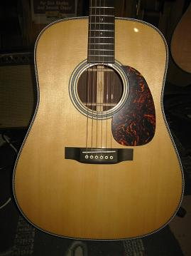 Rocky Mountain Elk Guitar