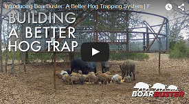 Boar Buster Hog Trap