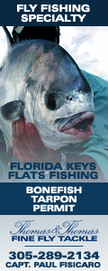 Capt. Paul Fisicaro - Florida Keys Flats Fishing