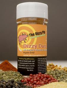 Dizzy Dust BBQ Rub