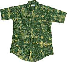 Bushlan Camo Shirt