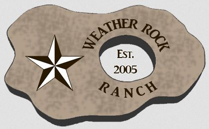 Weather Rock Ranch